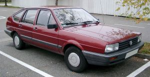 Volkswagen Passat (B2)  Wikipedia