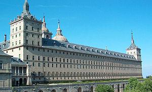 Monasterio de El Escorial Español: Monasterio ...