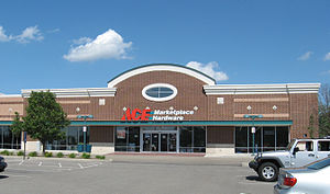 ACE Hardware location (Springboro, USA)