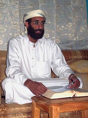 العربية: أنور العولقي English: Imam Anwar al-A...