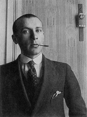Bulgakov in the 1910s - his university years.