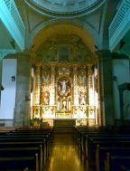 Risultati immagini per Iglesia de las Huérfanas santiago