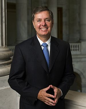 Lindsey Graham, member of the United States Se...