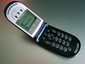 Motorola V66 mobile phone