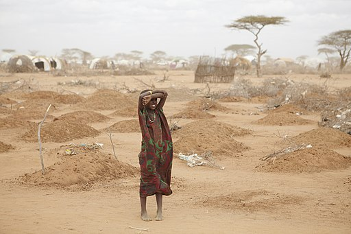 Oxfam East Africa - A mass grave for children in Dadaab