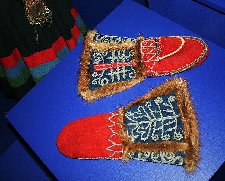 File:Southern Sami Mittens Norway.JPG