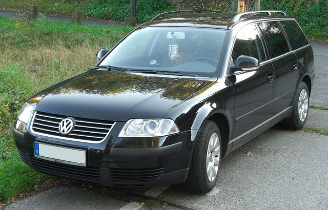 File:VW Passat Variant B5 Facelift front.jpg