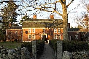 English: Wayside Inn, Sudbury Massachusetts, N...