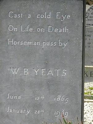 Yeats Tomb