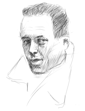 Albert Camus, french writer