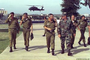 MGEN Amos Malka, Commanding General Israeli De...