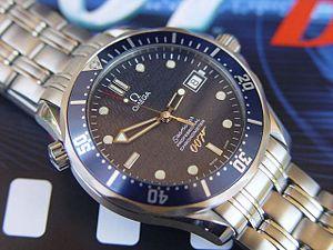 English: Omega Seamaster Seamaster 300 M Diver...