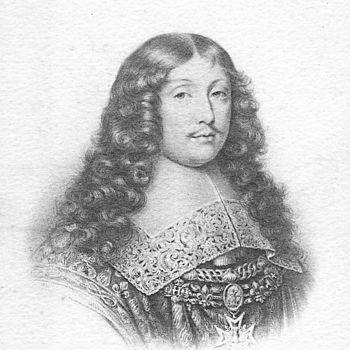 François de La Rochefoucauld bw