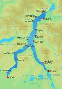 Lago Di Como Wikipedia
