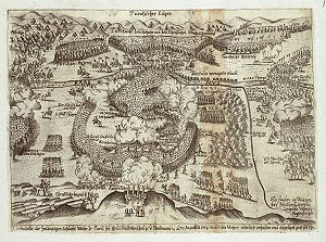 Schlacht bei St. Gotthart (1664)