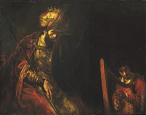 Saul and David.