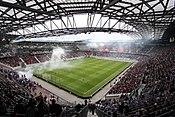 Wörtherseestadion beim Endspiel im ÖFB-Cup 2010.jpg