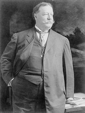 English: William Howard Taft William Howard Ta...