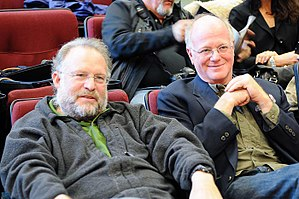 English: Ben Greenfield and Jerry Cohen, found...