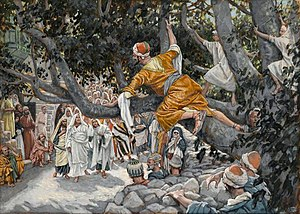 Brooklyn Museum - Zacchaeus in the Sycamore Aw...