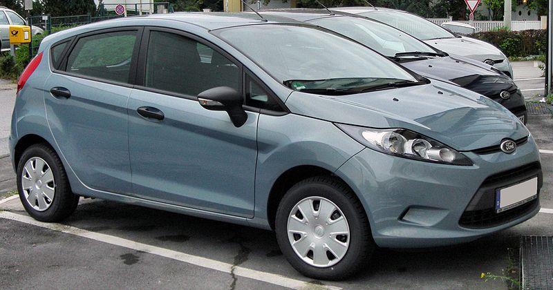 Ford Fiesta Majed Khalil