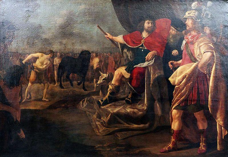 File:Gerard van Kuijl - Quintus Sertorius and the horse tail 1638.jpg