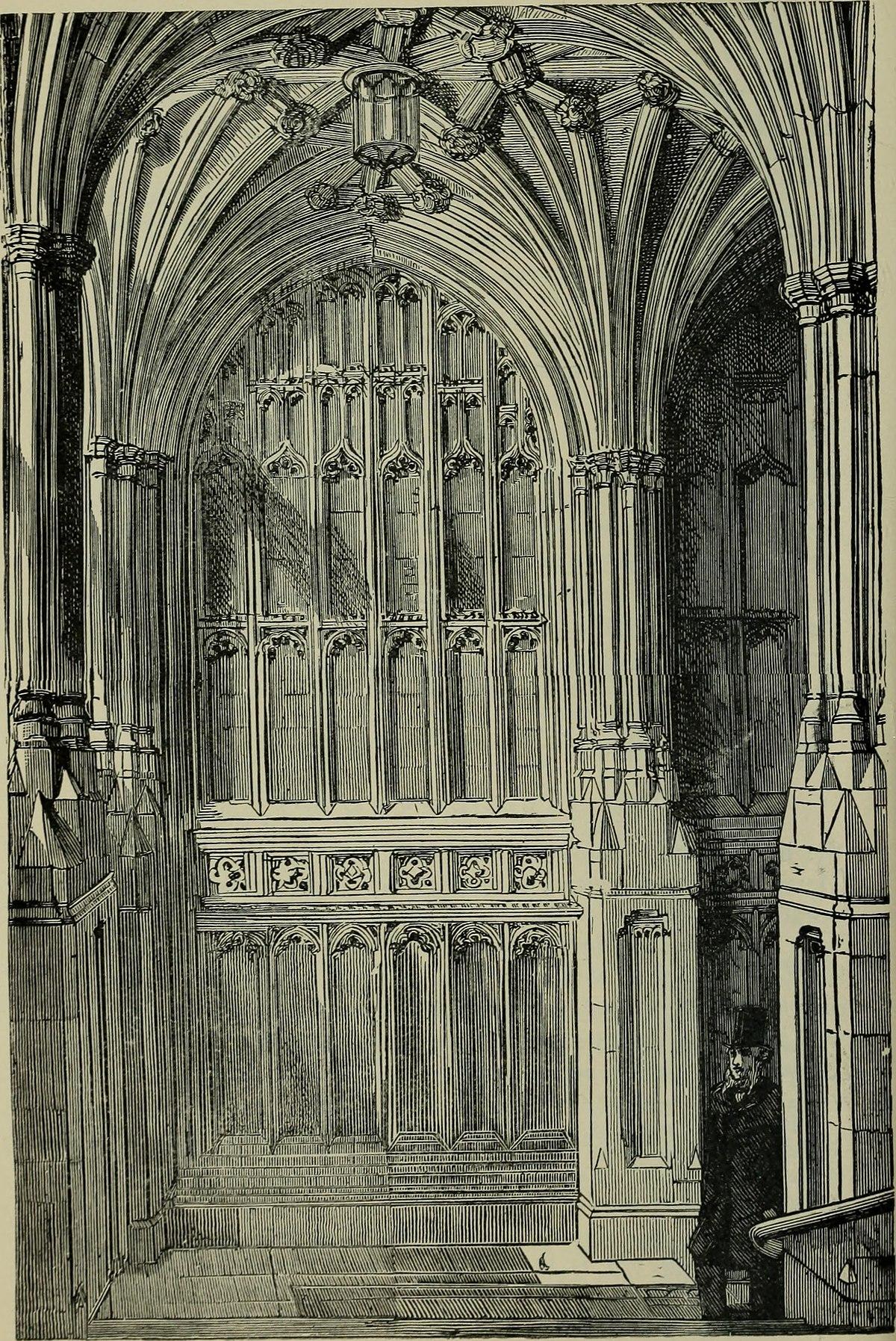 St Mary Undercroft Wikipedia
