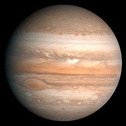 Jüpiter Voyager 2 den çekilmiş