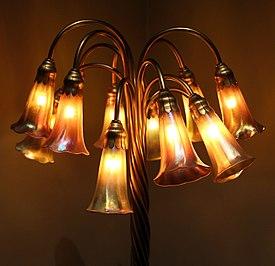 light fixture wikipedia
