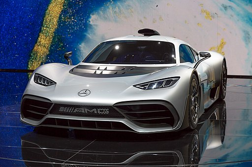 Mercedes-AMG Project One, Frankfurt (1Y7A3473)