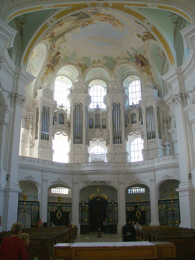Holzhey-Orgel Neresheim