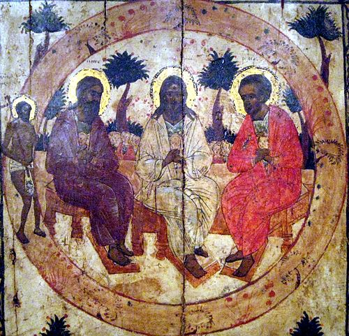 North door of iconostasis v.1
