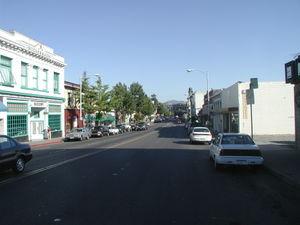 Petaluma, CA, Petaluma Blvd