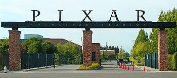 Gli studi della Pixar a Emeryville
