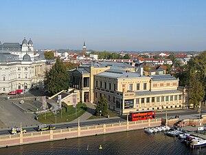 State Museum in Schwerin, Mecklenburg-Vorpomme...