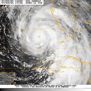 US Navy 050709-N-0000X-001 Satellite image tak...