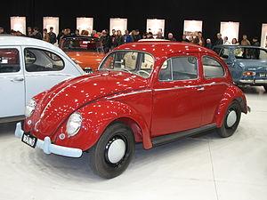 """VW Beetle """"Wäinö"""" Lahti"""