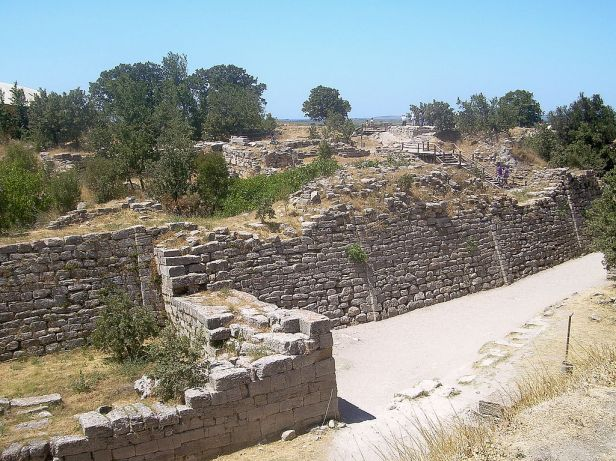Walls of Troy (2)