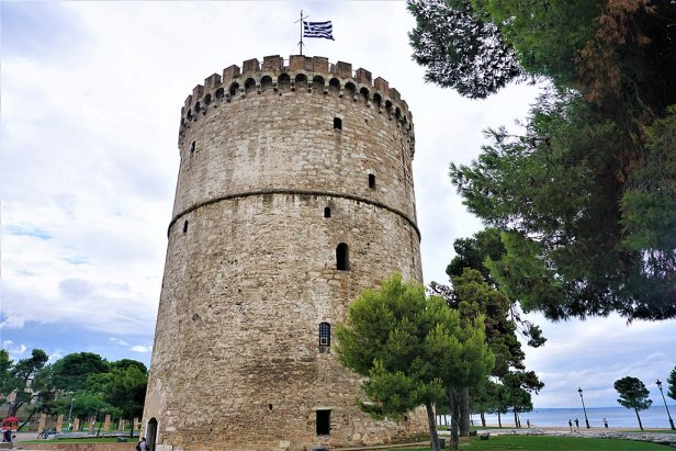 White Tower of Thessaloniki by Joy of Museums