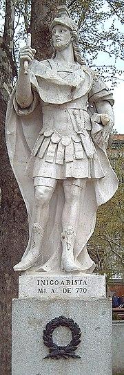 Íñigo Arista, rey de Pamplona