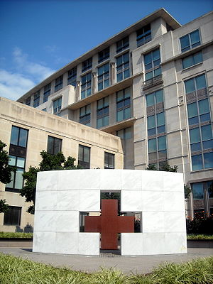 English: The American Red Cross Administrative...