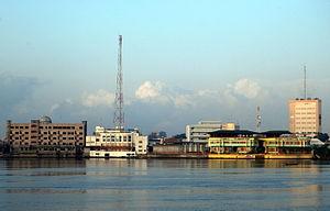 English: Cotonou, Benin
