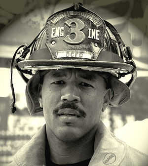 Washington, D.C. firefighter