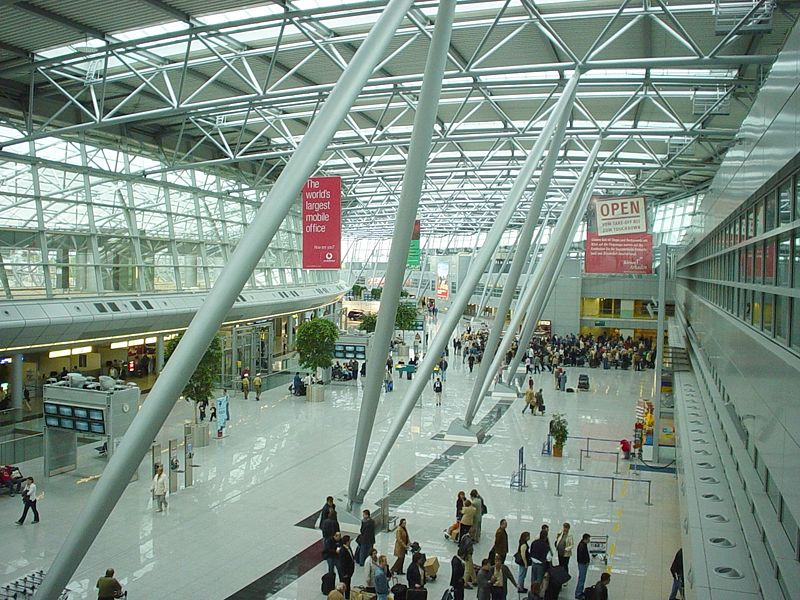 Wikipedia: Düsseldorf International Airport
