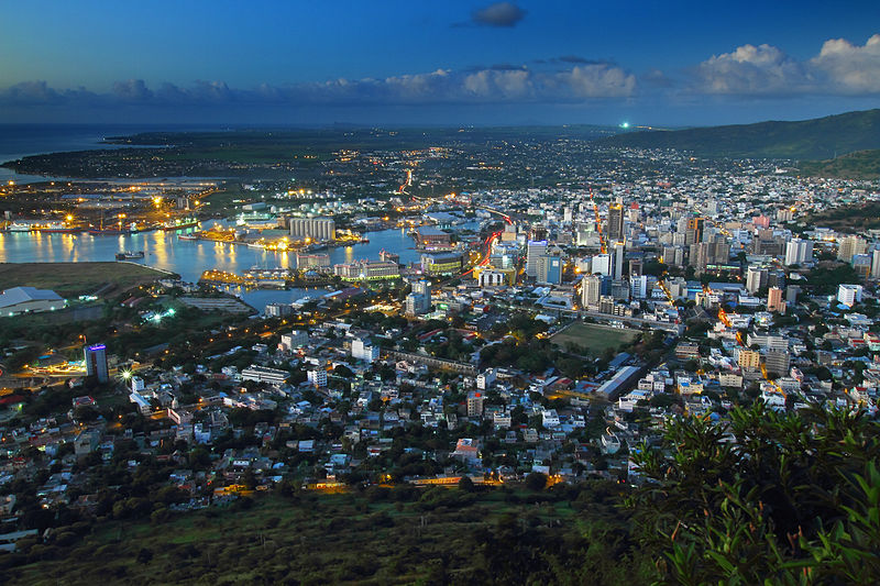 File:Evening Port Louis.jpg