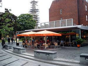 Giraffe Restaurant, Princesshay, Exeter