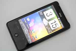 HTC Aria android 2.2 smart phone review www.li...