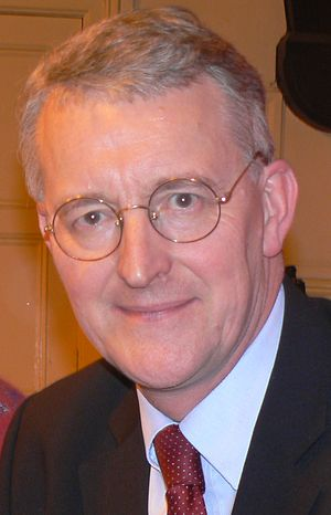 English: Hilary Benn MP, cropped
