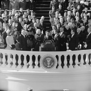 January 20: John F. Kennedy is inaugurated as ...