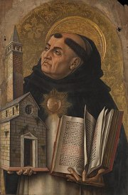 Thomas Aquinas was the most important Western ...